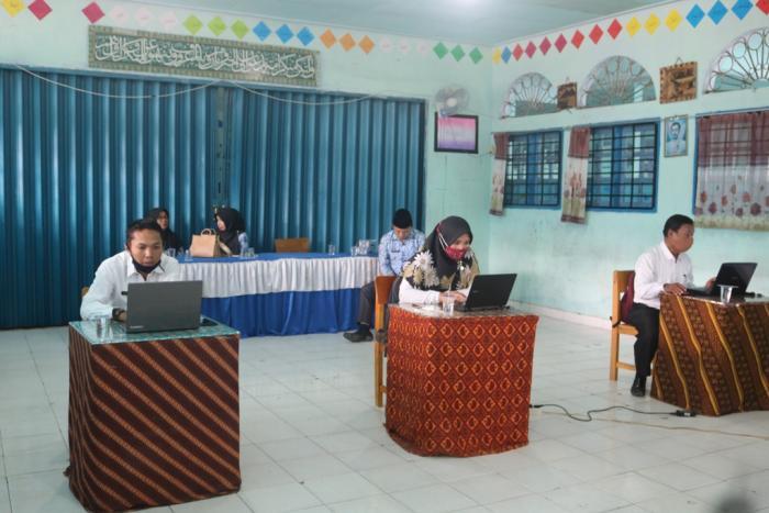 3 ASN Kemenag Kota Sungai Penuh ikuti Ujian Dinas dan UPKP