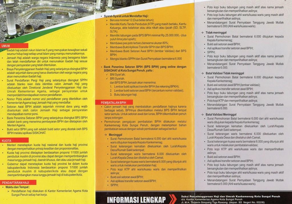 Alur Pendaftaran dan Pembatalan Haji2